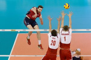 Poland at USA FIVB Men's Volleyball World League June 12, 2015